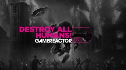 Destroy All Humans! - Livestream-Wiederholung