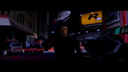 Grand Theft Auto III 10th Anniversary - Trailer