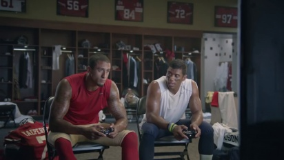 Madden NFL 25 - Lose an Eyebrow Trailer