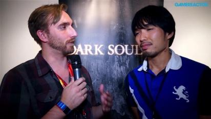 E3 2014: Dark Souls II: Lost Crowns - Interview Atsuro Yoshimura