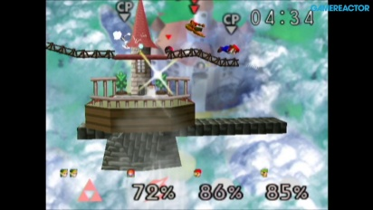 Let's Play Retro - Super Smash Bros.