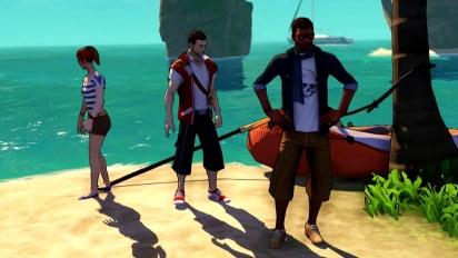 Escape Dead Island - Launchtrailer