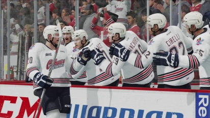 NHL 16 - Be a Pro: Shape Your Legacy