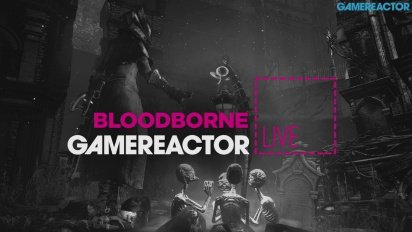 Bloodborne: The Old Hunters - Livestream-Wiederholung