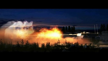 Operation Flashpoint 2 - Tank Fire Trailer