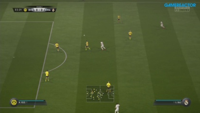 FIFA Match of the Week - Borussia Dortmund gegen Real Madrid