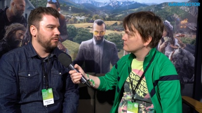Far Cry 5 - Drew Holmes Interview