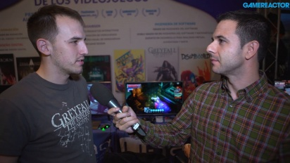 Greyfall: The Endless Dungeon - Interview mit Mikel Aretxabala