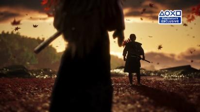 Ghost of Tsushima - E3 2018 Gameplay Debut