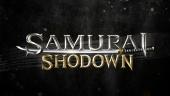 Samurai Shodown - PAX Trailer