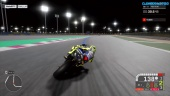 MotoGP 19 - Qatar Night Rennen (Gameplay)