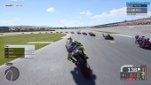 MotoGP 19 - Pro Valencia Rennen (Gameplay)