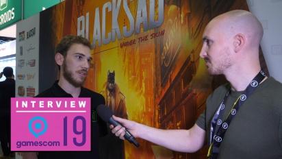 Blacksad: Under the Skin - Interview mit Olivier Figere