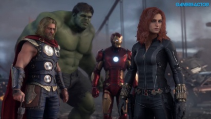 Marvel's Avengers - Interview mit Rose Hunt