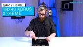 TRX40 Aorus Xtreme: Quick Look