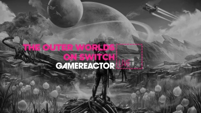 The Outer Worlds - Livestream-Wiederholung (Switch-Launch)