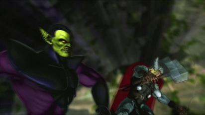 The Avengers: Battle For Earth - Gamescom Trailer