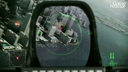 Ace Combat: Assault Horizon - Die ersten zehn Minuten