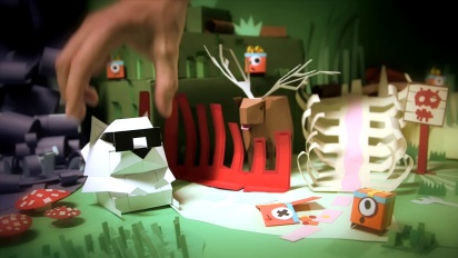 Tearaway - Media Molecule on the Creative Process