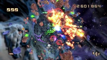 Super Stardust Ultra - Launch Trailer