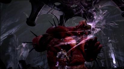 God of War III - PS4 HD-Remaster Gameplay - Bosskampf Kratos vs. Hades
