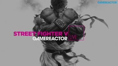 Street Fighter V - Livestream-Wiederholung