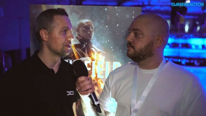 Battlefield 1 - Andrew Gulotta Interview