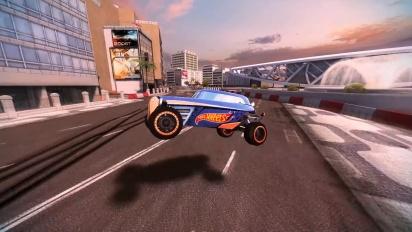 Asphalt 8 - The Hot Wheels Update
