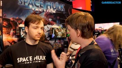 Space Hulk: Tactics - Basile Bastian Interview