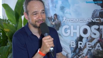 Ghost Recon: Breakpoint - Interview mit Nouredine Abboud