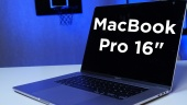 MacBook Pro 16: Quick Look