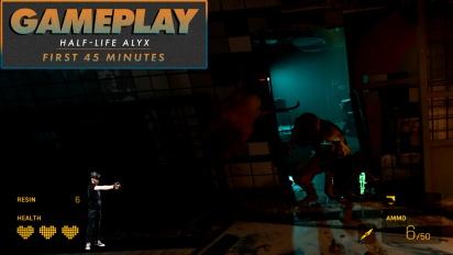 Half-Life: Alyx - Die ersten 45 Minuten (Gameplay)