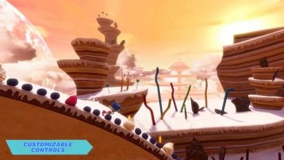 Sonic Colors: Ultimate - HD Updates Spotlight