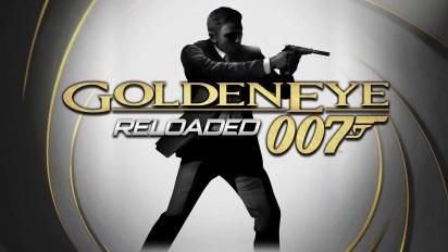 GoldenEye 007 Reloaded - Mi6 Ops Developer Trailer