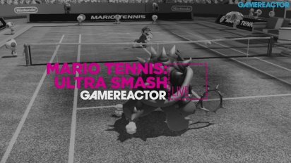 Mario Tennis Ultra Smash - Livestream-Wiederholung