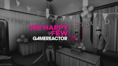 We Happy Few - Livestream Replay