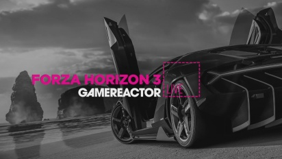 Forza Horizon 3 - Livestream Replay