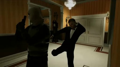 Quantum of Solace - Behind the Scenes: Movie to Game