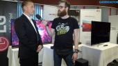LG OLED - Interview mit Jonas Markén