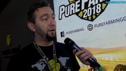 Pure Farming 2018 - Interview mit Pawel Jawor