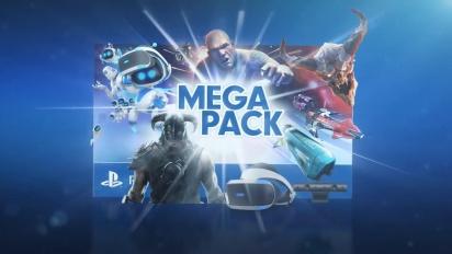 Playstation VR - Mega Pack Trailer PSVR