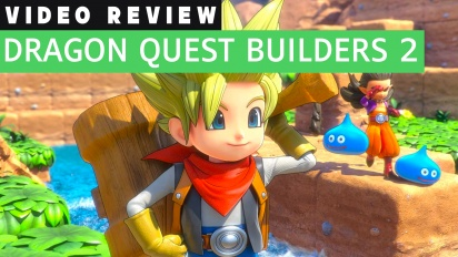 Dragon Quest Builders 2 - Videokritik