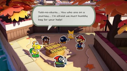 Paper Mario: The Origami King - Overview Trailer