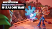 Crash Bandicoot: It's About Time - Videokritik