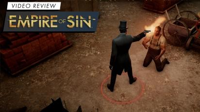 Empire of Sin - Videokritik