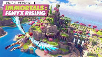 Immortals: Fenyx Rising - Videokritik