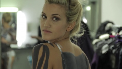 Crysis 3 - Ashley Roberts A New Prophet Behind The Scenes Trailer