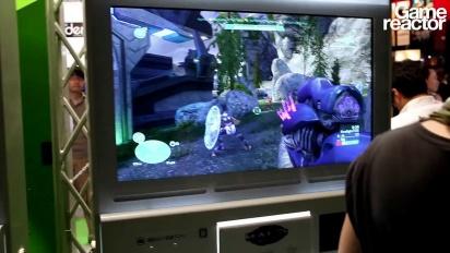 Halo: Combat Evolved Anniversary - Gameplay