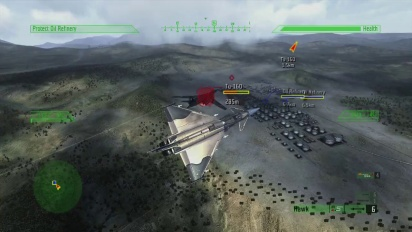 Jane's Advanced Strike Fighters - Gameplay Trailer