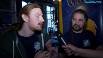 Fire - Interview Da Wilkens & Frederik Bauer